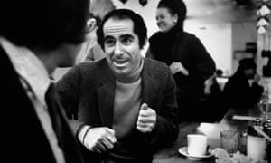Philip Roth, in 1968.