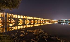 Si o Seh Pol, Isfahan