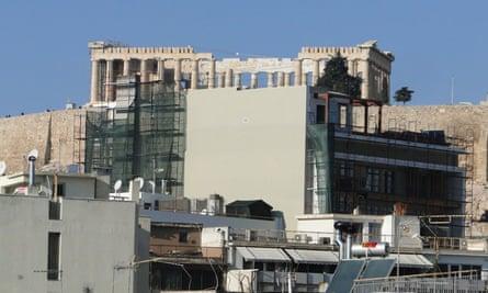 5 Falirou street, Athens.