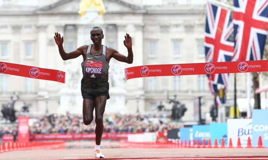 Get the formula right and you too could win the London marathon like Eliud Kipchoge**Disclaimer: not guaranteed