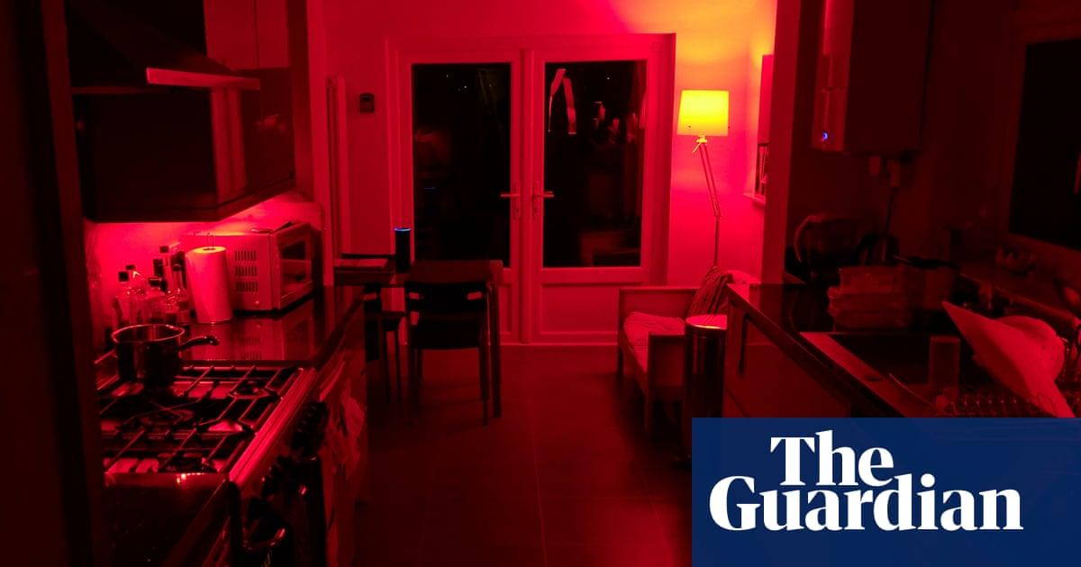 3c042932f13d36 How I turned my home into a sci-fi dream