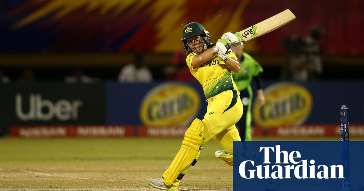Australia seal womens T20 series with nine-wicket win over West Indies