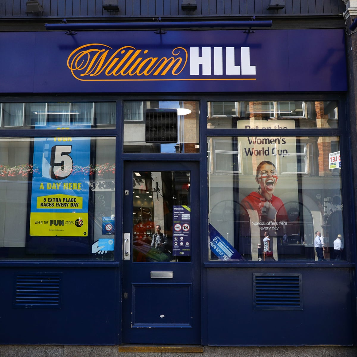 William hill betting shops uk