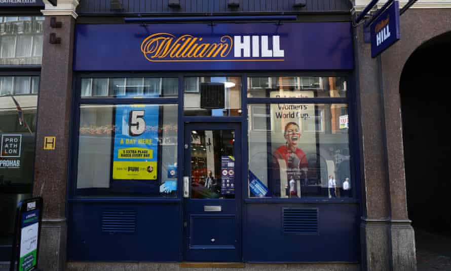 A branch of William Hill pictured last year.