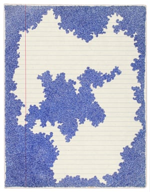 Lori Ellison: Untitled, 2002In Ballpoint Art, a new book by Trent Morse, the ballpoint pen is elevated from clumsy everyday object to a tool that ranks alongside the paintbrush or the human hand. Ballpoint Art is out now, published by Laurence King