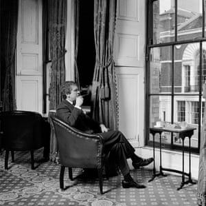Knorr's pictures were taken when Margaret Thatcher was in power.