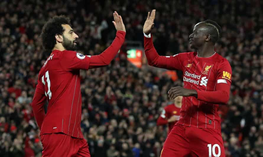 Mo Salah and Sadio Mané have been pivotal in Liverpool's rise to the top of the European game.