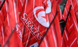 Saracens visit Kingsholm on Saturday to face Gloucestershire.