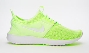 Trainers, £72, by Nike.