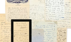 Papers from the books and manuscripts auction in Paris