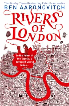 Rivers of London cover by Ben Aaranovitch