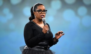 Oprah Winfrey said on Friday: 'He did reach out multiple times and attempted to pressure me.'