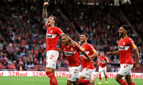 Middlesbrough cope without Traoré in home win over Sheffield United