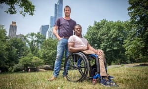Ant Anstead and Ade Adepitan in New York: America's Busiest City.