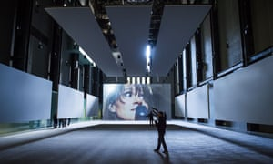 Philippe Parreno's installation in Tate Modern's Turbine Hall.