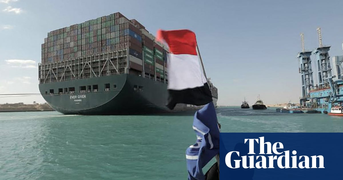 Who pays for Suez blockage? Ever Given grounding could spark years of litigation