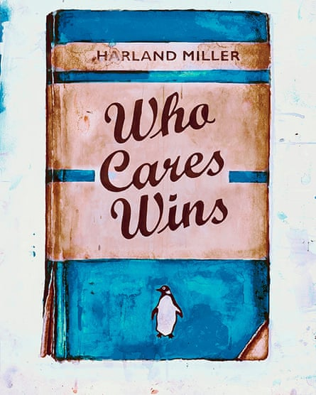 Harland Miller, Who Cares Wins, Covid-19 Charity Edition.