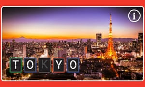 Tokyo with missing letters from Spell and go Walkers crisps competition