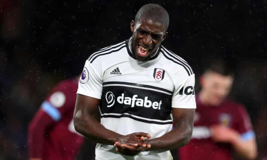 Aboubakar Kamara has been banned indefinitely by Fulham from the training ground and all club activities.