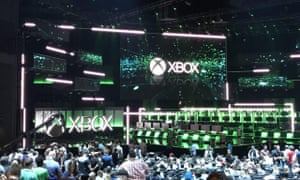 Inside Microsoft's E3 press conference