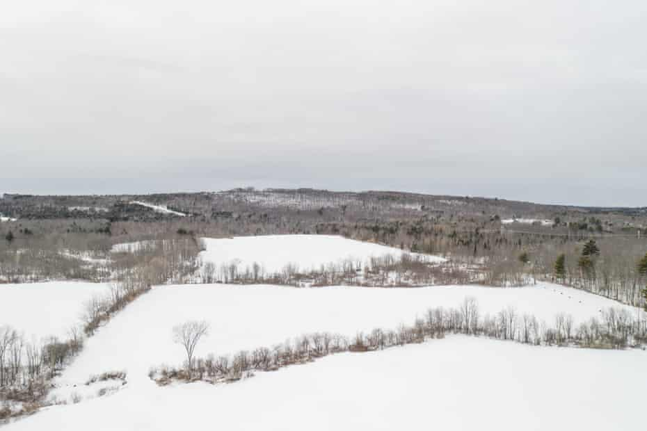 Agrarian Commons will hold land parcels, such as the Wales farm property seen here, in trust and be controlled by the farmers and local organizations.