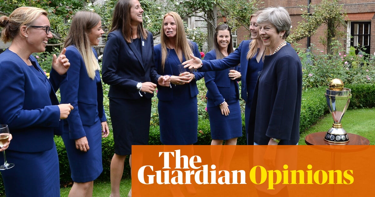 Theresa May's positive legacy? She's a feminist champion | Martha Gill