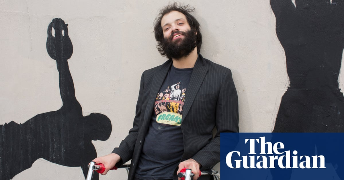 'I use cerebral palsy to get away with a lot': the shameless star of sitcom  Jerk