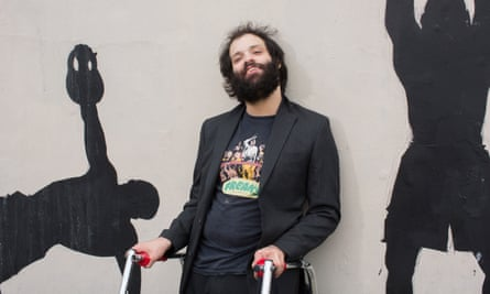 'I think it's a quota scheme, probably means they don't need to hire a transexual' … Tim Renkow.