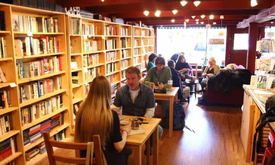 Dudley's Bookshop Cafe, Bend, Oregon