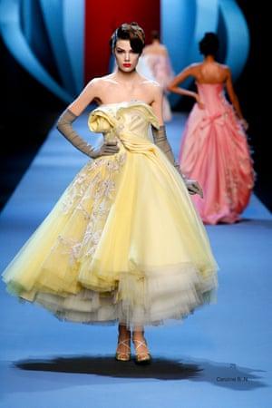 By John Galliano autumn/winter 2011 haute couture