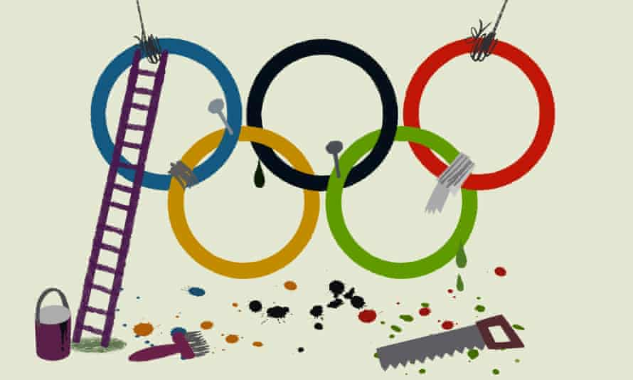'Rescheduling the Olympics is likely to cost £2bn, indication that the whole thing was already far too big.'