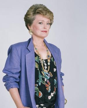 Rue McClanahan as Blanche Devereaux