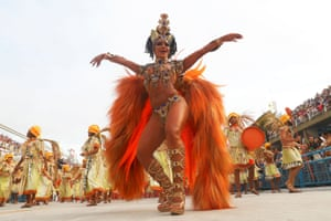 In 2019 Rio de Janeiro's carnival was as big and bold as ever. 2020's carnival has been postponed for the first time in 100 years as the death toll in Brazil rises to 140,537.