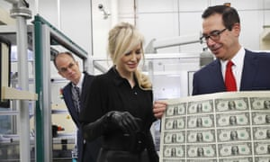 The Mnuchin-Carranza notes will be sent to the Federal Reserve to put into circulation.