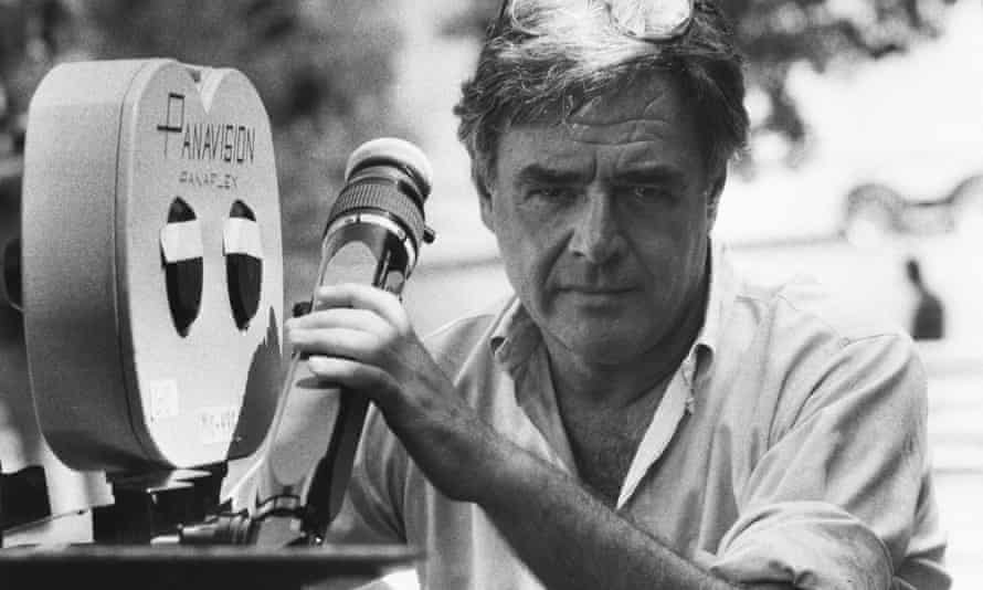 richard donner with camera