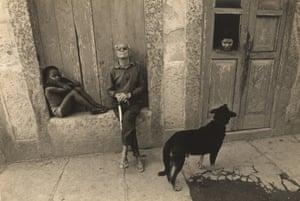 Evandro Teixeira Zé Arcanjo, Caruaru's poet, Mangue Zone, Pernambuco, Brazil, 1979