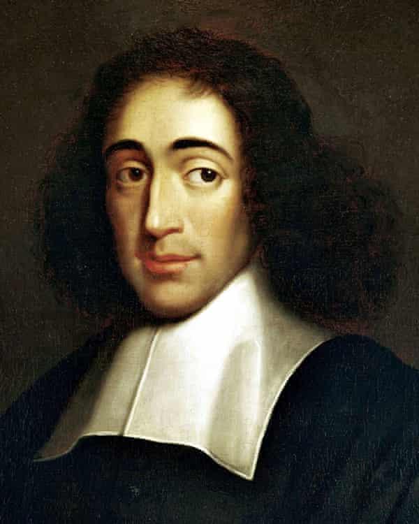 Baruch Spinoza, 1632-77.