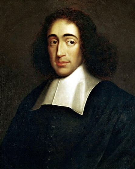 The philosopher Baruch Spinoza