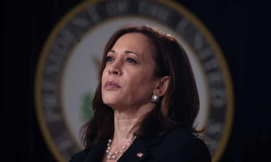 Harris, in a statement after Biden's announcement of her added assignment, said that she would be engaging with activists, the private sector and members of Congress to move a voting rights bill.