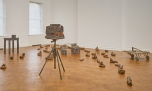 Joseph Beuys: Utopia at the Stag Monuments at Galerie Thaddaeus Ropac, London