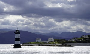 Anglesey was the site of Britain's oldest nuclear power station until a few years ago.
