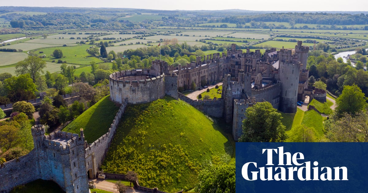 Mary Queen of Scots' rosary beads stolen in £1m raid on Arundel castle