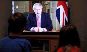 Johnson on TV