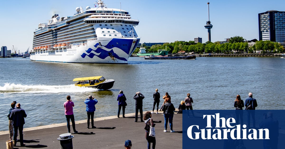 'Lovely to be back onboard': Princess cruise ships return tosea