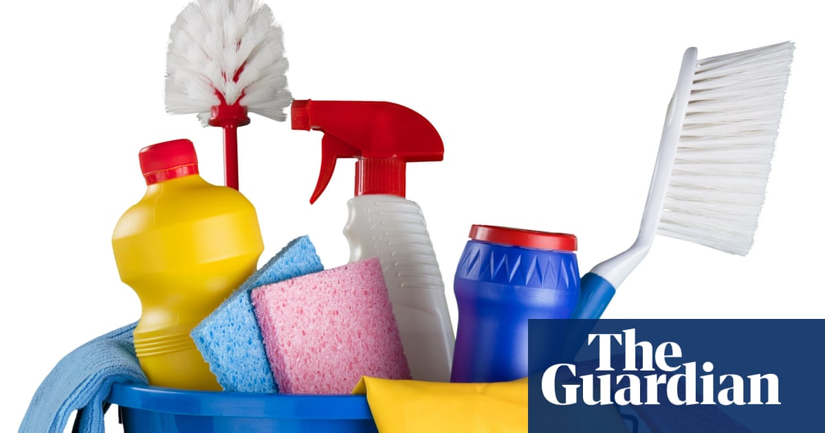 Cleaning Products A Big Source Of Urban Air Pollution Say