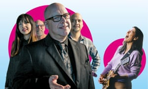 Pixies and Kim Deal