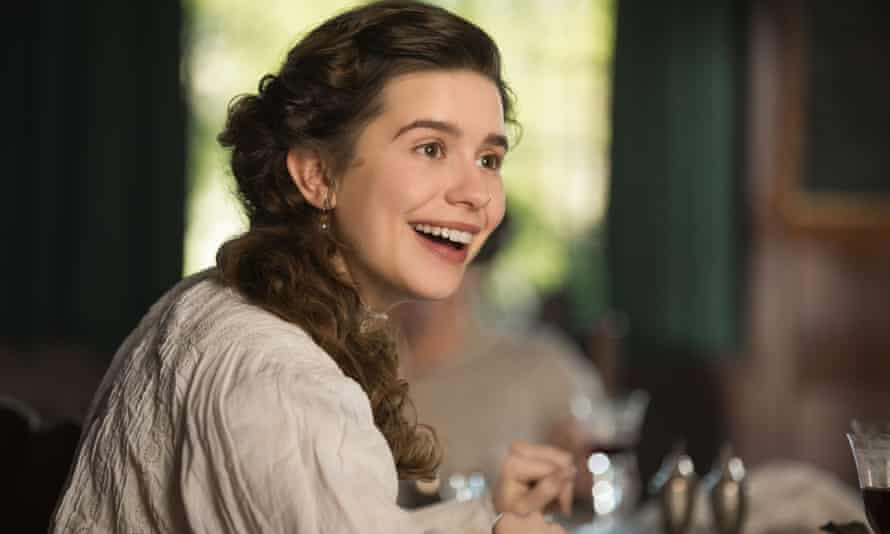An income of £600 a year … Philippa Coulthard as Helen Schlegel in Howards End.