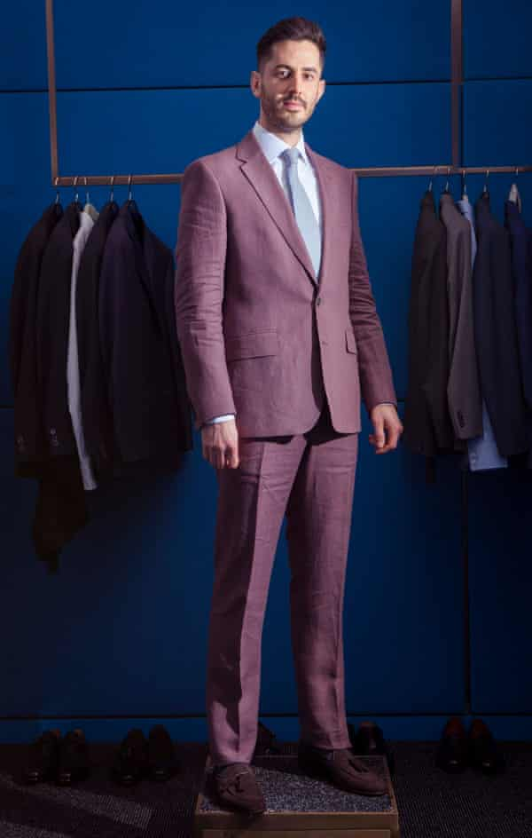Why Not Share The Spotlight The Rise Of The Peacock Groom Fashion The Guardian