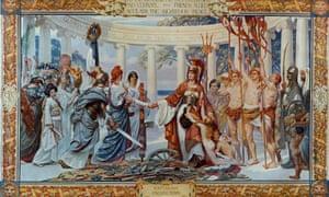 Mural by Sigismund Goetze