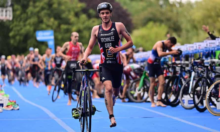 Alistair Brownlee wants to become the first athlete to complete an ironman race in less than seven hours.